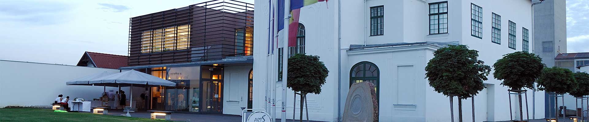 Das Konzerthaus Weinviertel - Schmidatal