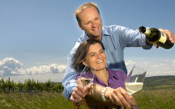 Weingut Heribert Wenzl - Wein aus dem Schmidatal