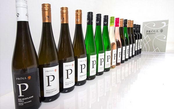 Weingut Pröll - Wein aus dem Schmidatal