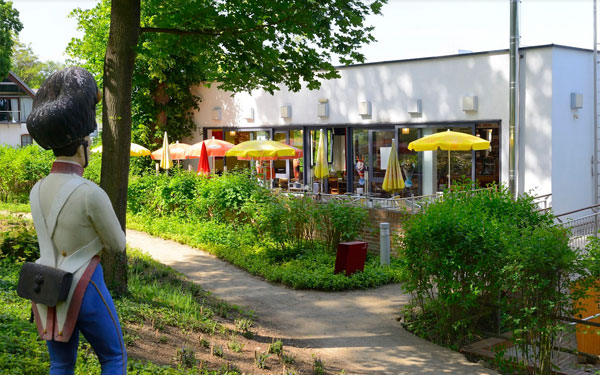 Café Heldenberg - Gastronomie im Schmidatal
