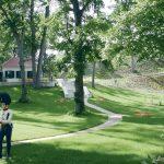 Englischer Garten am Heldenberg, Schmidatal