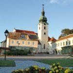 Der Historische Hauptplatz in Sitzendorf