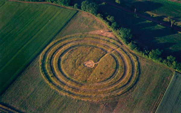 Kreisgrabenanlagen im Schmidatal