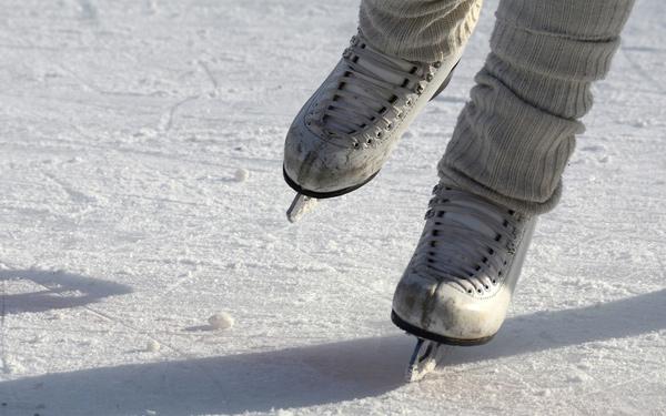 Eislauf in Sitzendorf