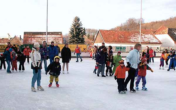 Eislaufen & Eissport