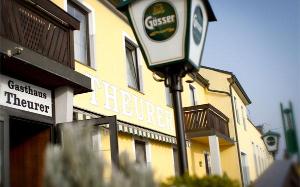 Gasthaus Manfred Theurer im Schmidatal