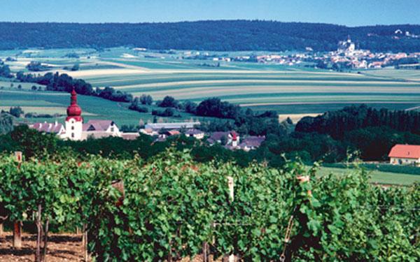 Rundwanderweg und Laufstrecke Ravelsbach
