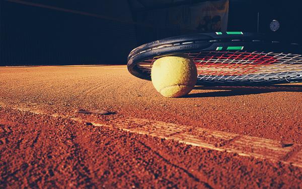 Tennis im Landschaftspark
