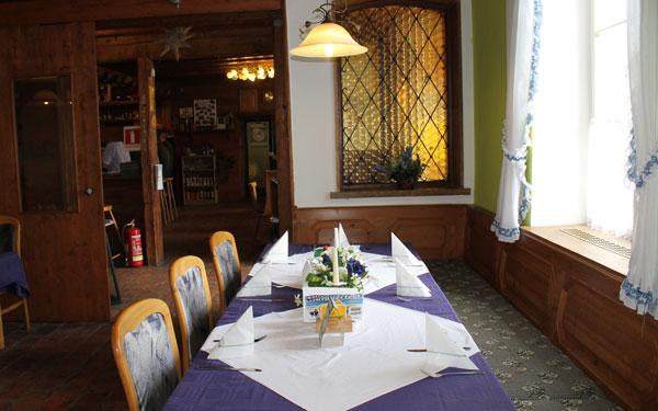 Gasthaus Trixis Ravelsbacherhof - Essen und Trinken im Schmidatal