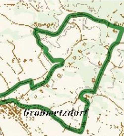 Weinwanderweg Wetzdorf - Karte