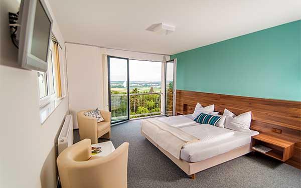 Amethysthotel Maissau - Komfortable Zimmer für Übernachtung