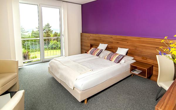 Amathysthotel - Unterkunft und Zimmer im Schmidatal