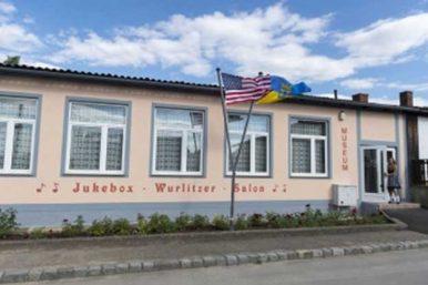 Jukebox Salon - Musikboxmuseum in Ziersdorf