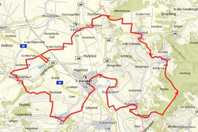 Rundwanderweg Ziersdorf - Schmidatal