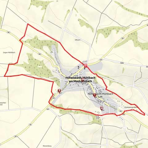 Rundwanderweg Hohenwarth