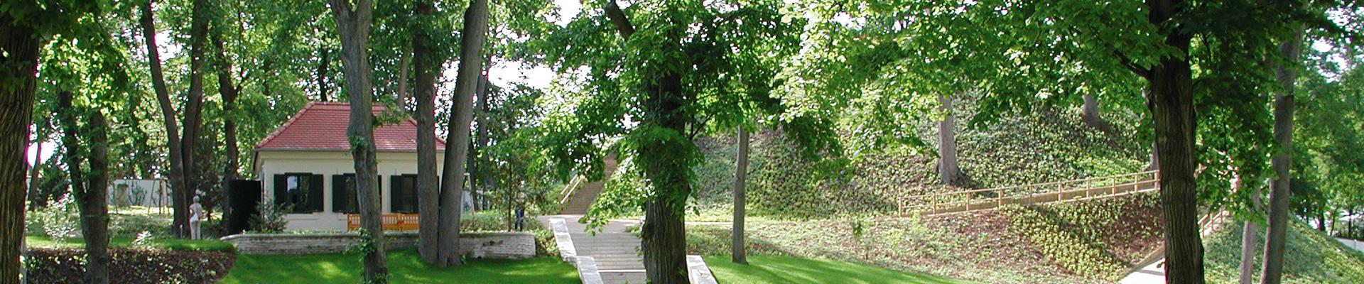 Englischer Garten am Heldenberg