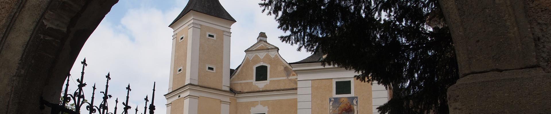 Schloss Mühlbach am Manhartsberg