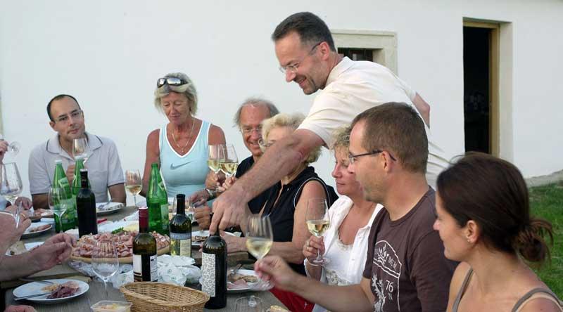 Weinseminar Weinakademie Retz